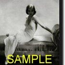 16X20 JEAN HARLOW 1932 GICLEE CANVAS PHOTO PRINT