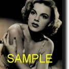 16X20 JUDY GARLAND GICLEE CANVAS PHOTO PRINT