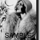 16X20 NORMA SHEARER 1929 GICLEE CANVAS PHOTO PRINT