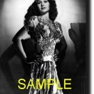 16X20 RITA HAYWORTH 1941 GICLEE CANVAS PHOTO PRINT