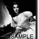 16X20 VIVIEN LEIGH 2 1940 GICLEE CANVAS PHOTO PRINT