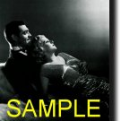 16X20 CLARK GABLE AND JEAN HARLOW 1937 GICLEE CANVAS PHOTO PRINT