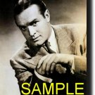 16X20 BOB HOPE GICLEE CANVAS PHOTO PRINT