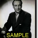 16X20 GEORGE SANDERS GICLEE CANVAS PHOTO PRINT