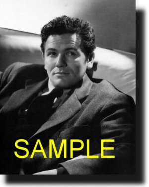 15X20 JOHN GARFIELD GICLEE CANVAS PHOTO PRINT