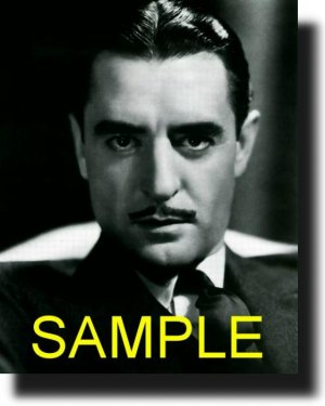 16X20 JOHN GILBERT 1932 GICLEE CANVAS PHOTO PRINT
