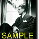 16X20 NELSON EDDY 1937 GICLEE CANVAS PHOTO PRINT