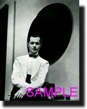16X20 ROBERT MONTGOMERY 1932 GICLEE CANVAS PHOTO PRINT