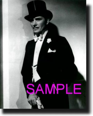 16X20 RONALD COLMAN 1930 GICLEE CANVAS PHOTO PRINT