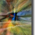 16X20 ORIGINAL ABSTRACT GICLEE ART PRINT 034