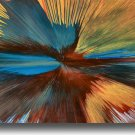 16X20 ORIGINAL ABSTRACT GICLEE ART PRINT 045