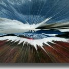 16X20 ORIGINAL ABSTRACT GICLEE CANVAS PRINT 003