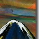 16X20 ORIGINAL ABSTRACT GICLEE CANVAS PRINT 011