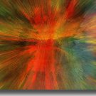 16X20 ORIGINAL ABSTRACT GICLEE CANVAS PRINT 015