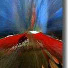16X20 ORIGINAL ABSTRACT GICLEE CANVAS PRINT 021