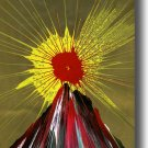16X20 ORIGINAL ABSTRACT GICLEE CANVAS PRINT 043