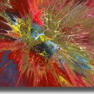 16X20 ORIGINAL ABSTRACT GICLEE CANVAS PRINT 052