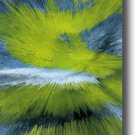 16X20 ORIGINAL ABSTRACT GICLEE CANVAS PRINT 056