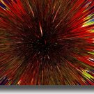 16X20 ORIGINAL ABSTRACT GICLEE CANVAS PRINT 079