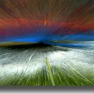 16X20 ORIGINAL ABSTRACT GICLEE CANVAS PRINT 085