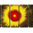 32X60 ORIGINAL ANSTRACT GICLEE CANVAS PRINT 065