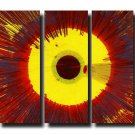 32X60 ORIGINAL ABSTRACT GICLEE CANVAS PRINT 072