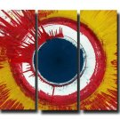 32X60 ORIGINAL ABSTRACT GICLEE CANVAS PRINT 075
