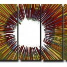 32X60 ORIGINAL ABSTRACT GICLEE CANVAS PRINT 083
