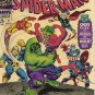 5-Collectable Comic Books from the 1960's including Spider-Man