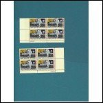 Airmail Plate Block Stamps #2