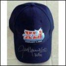 Autographed Authentic XLI Super Bowl Cap