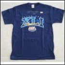 Authentic XLI Super Bowl T Shirt