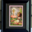 MARK RYDEN ST BARBIE FRAMED PRINT BARBIE DOLL HEAVEN
