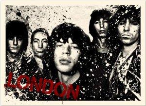 Mr Brainwash Rolling Stones London Mick Jagger Keith Richards Limited Edition