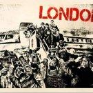Mr Brainwash Beatles John Lennon Paul McCartney London Limited Edition Art Print