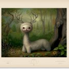 "Mark Ryden ""Yoshi"" Signed and Numbered Edition with Certificate of Authenticity"