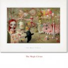 "Mark Ryden ""The Magic Circus"" Limited Edition Lithograph Print"