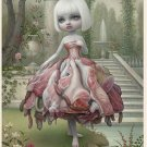 "Mark Ryden ""Incarnation"" Official Porterhouse Miniature Microportfolio Print"
