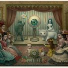 "Mark Ryden ""The Parlour"" Official Porterhouse Miniature Microportfolio Print"