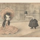 "Mark Ryden ""The Street"" Official Porterhouse Miniature Microportfolio Print"