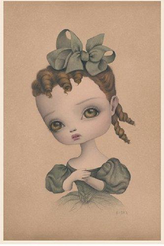 "Mark Ryden ""Daisy"" Official Porterhouse Miniature Microportfolio Print"