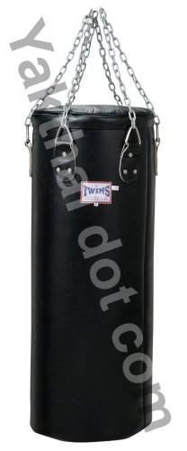 TWINS Heavy Bag Full Leather Unfilled - HBFL size L