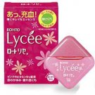 Japan Eye drops Rohto Zi Lycee FRESH & MINTY! FREE SHIPPING!