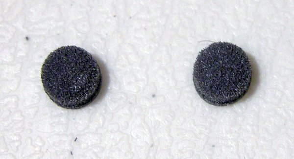 GENUINE DELL CPx STICK POINTER CAPS - SET OF 2 * NEW *