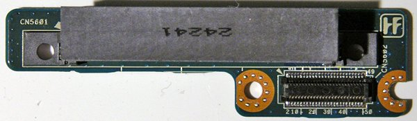 SONY VAIO A150 A160 A170 HD HARD DRIVE IDE CONNECTOR CNX-247
