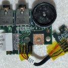TOSHIBA SATELLITE MX35 AUDIO BOARD WiFi SWTICH LS-2463