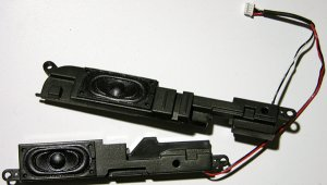 HP COMPAQ PRESARIO 2100 2500 SPEAKER SET LEFT & RIGHT