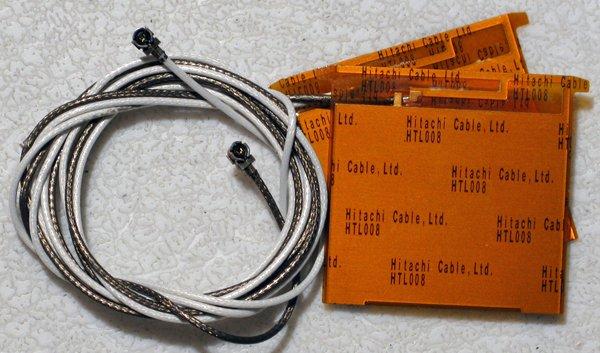 TOSHIBA PORTEGE 3500 WIRELESS WiFi ANTENNA CABLE HTL008
