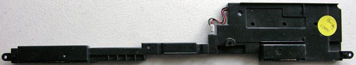 HP COMPAQ PRESARIO M2000 V2000 SPEAKER BAR ASSEMBLY
