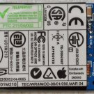 "POWERBOOK G4 1.5GHz 12"" ALUMINUM 56K MODEM C91-M040-F"